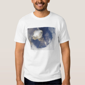 Eruption of Sarychev volcano T Shirt