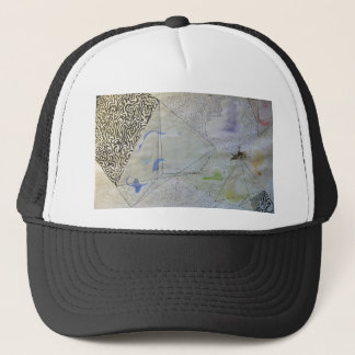 Eruption Trucker Hat
