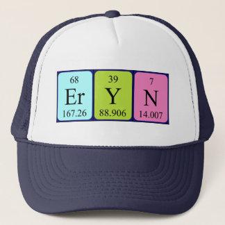 Eryn periodic table name hat