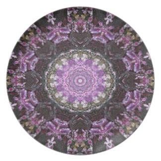 Erythrite plate