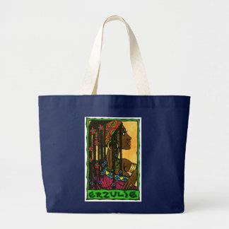 Erzulie Large Tote Bag