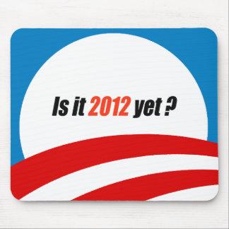 ¿Es 2012 todavía? Tapete De Ratón