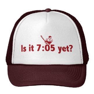 ¿Es 7:05 todavía? (Béisbol de Philly) Gorro