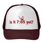 ¿Es 7:05 todavía? (Béisbol de Philly) Gorros