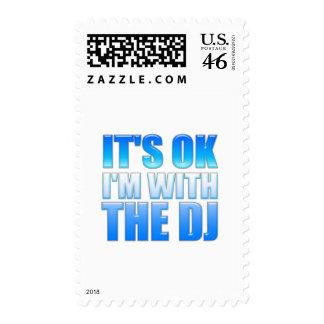 Es aceptable, yo está con DJ - disc jockey Envio