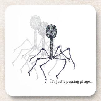 """""""Es apenas los prácticos de costa de un fago de pa Posavasos De Bebida"""