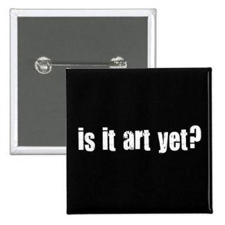 ¿Es arte todavía? Pin Cuadrado