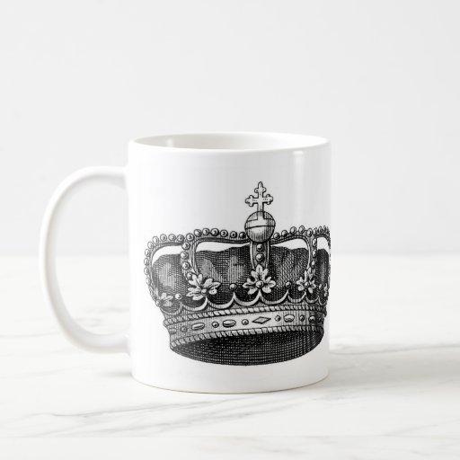 Es bueno ser rey taza