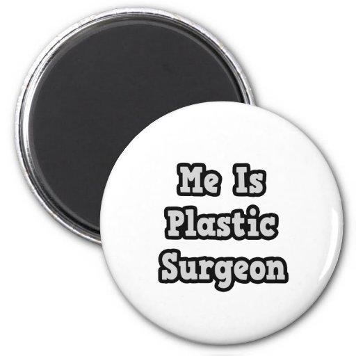 Es cirujano plástico imán