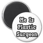 Es cirujano plástico imán de frigorífico
