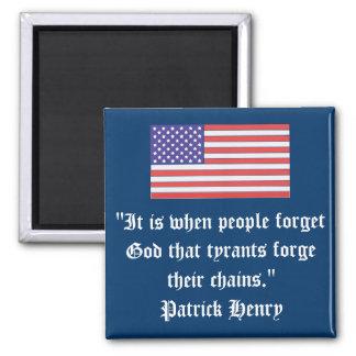 """""""Es cuando la gente olvida a dios que los tiranos Imán Cuadrado"""