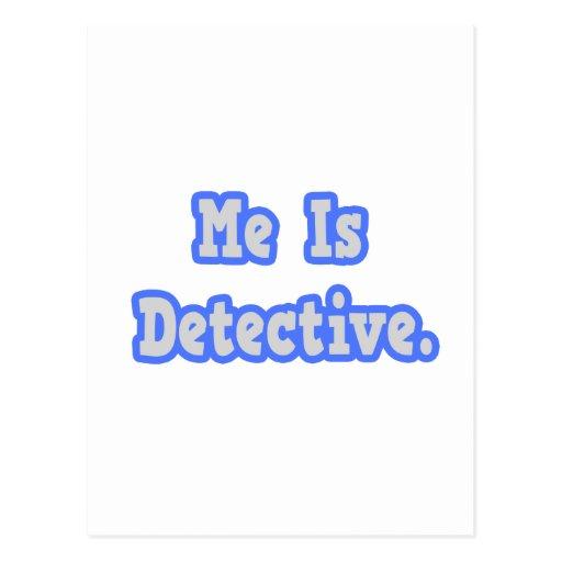 Es detective postales