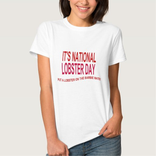 Es día nacional de la langosta playera