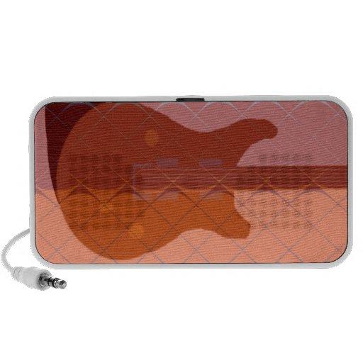 Es Doodle eléctrico iPod Altavoz