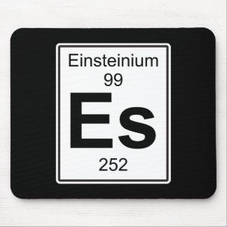 Es - Einsteinium Mouse Pad