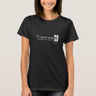 Es el gran ser yo - una camisa de MisterP