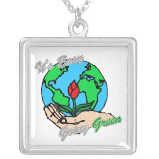 Es el planeta verde tolerante 2 grimpola personalizada