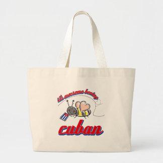 Es el ser impresionante cubano bolsas de mano