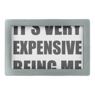 Es el ser muy costoso yo hebillas cinturón rectangulares