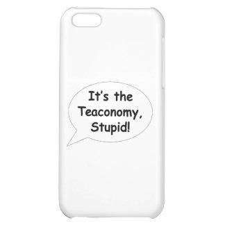 ¡Es el Teaconomy estúpido