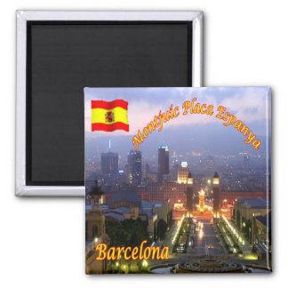 ES - España - Barcelona - el parlamento de Imán Cuadrado