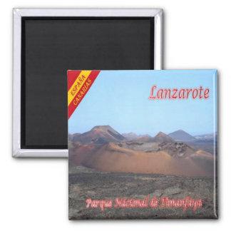 ES - España - Lanzarote - parque nacional de Imán Cuadrado