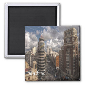ES - España - Madrid - ciudad Imán Cuadrado
