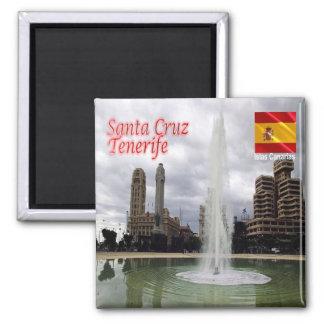 ES - España - Tenerife - Santa Cruz Plaza de Imán Cuadrado