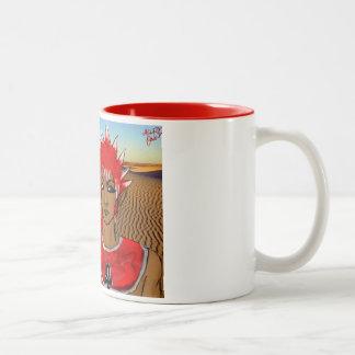 Es fácil cuando usted es malvado - sistema taza de café