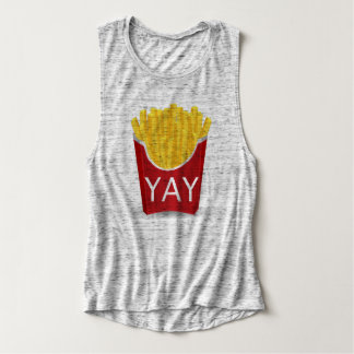 ¡Es FRI-YAY! Playera De Tirantes Anchos