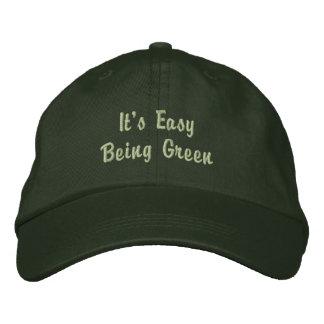 Es gorra bordado fácil gorro bordado