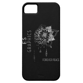ES Graphics Forever Peace iPhone SE/5/5s Case
