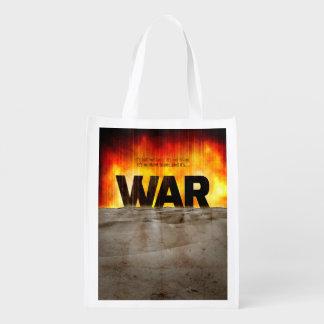 Es guerra bolsas de la compra