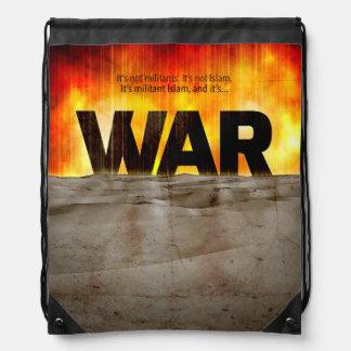 Es guerra mochilas