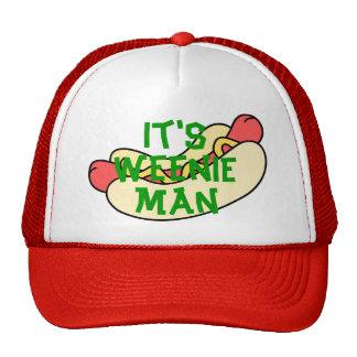 ¡Es hombre del Weenie Gorro De Camionero