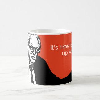 ¡Es hora de despertar, América! Taza De Café