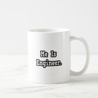 Es ingeniero tazas