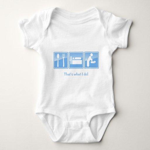 Es la vida de un bebé remera