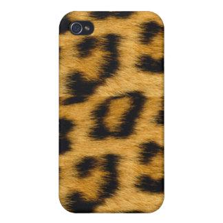 """es leopardo"" - Dave Chappelle, caso del iPhone 4 iPhone 4/4S Carcasa"