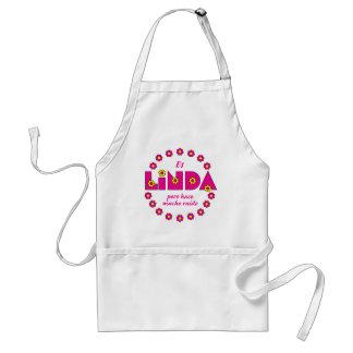 Es Linda, pero Adult Apron