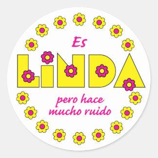 Es Linda pero Etiqueta