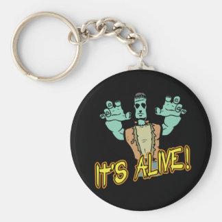 Es llavero vivo de Frankenstein