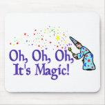 Es mágico alfombrilla de raton