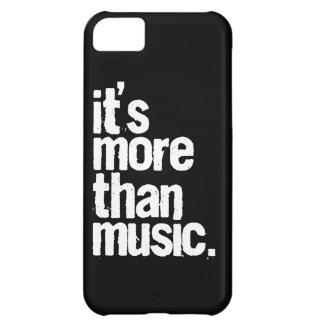 Es más que música