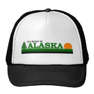 Es mejor en Alaska Gorras De Camionero