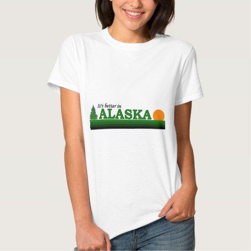 Es mejor en Alaska Polera