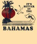 Es mejor en la camiseta de Bahamas