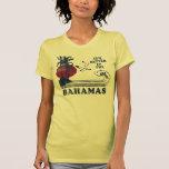 Es mejor en la camiseta de Bahamas Remera