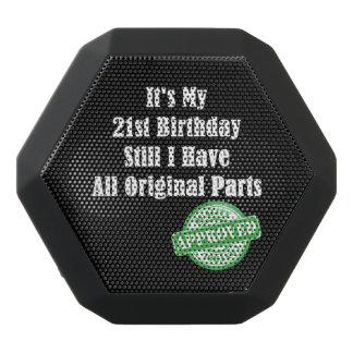 Es mi 21ro cumpleaños altavoz con bluetooth