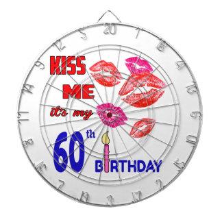 Es mi 60.o cumpleaños